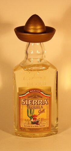 Текила Sierra Tequila Gold