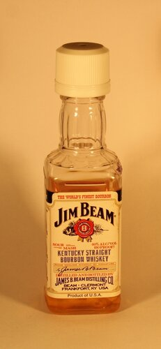 Виски Jim Beam White Kentucky Straight Bourbon Whiskey
