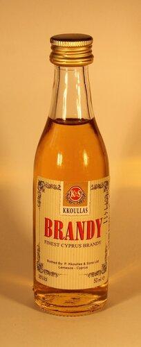 Коньяк Kkoulas Finest Cyprus Brandy