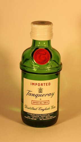 Джин Tanqueray Special Dry Imported Distilled English Gin