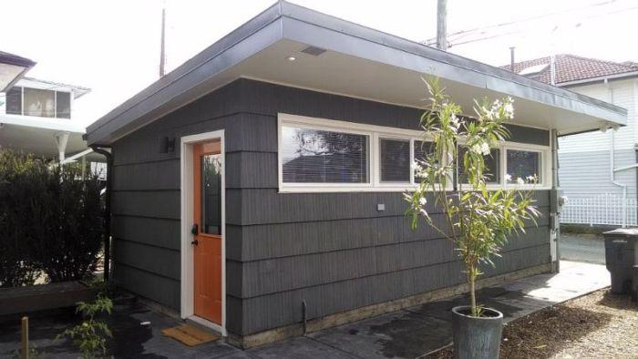 Гостевой домик из гаража