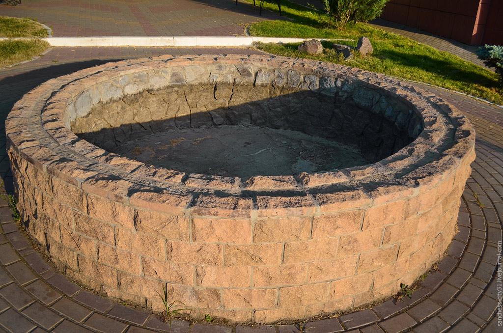 фонтан на Кашарах, Белгород, фото Sanchess