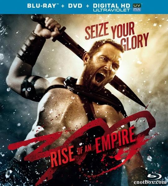 300 спартанцев: Расцвет империи / 300: Rise of an Empire (2014/BD-Remux/BDRip/HDRip/3D)