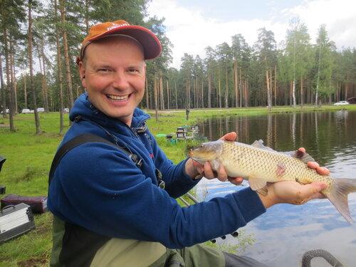 питер клуб рыбак