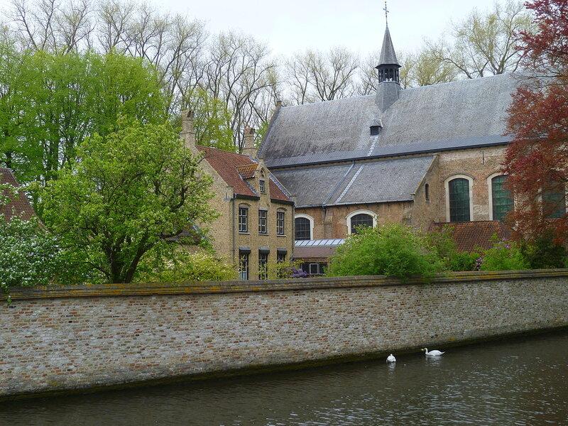 Минневатер, Брюгге (Minnevater, Bruges)