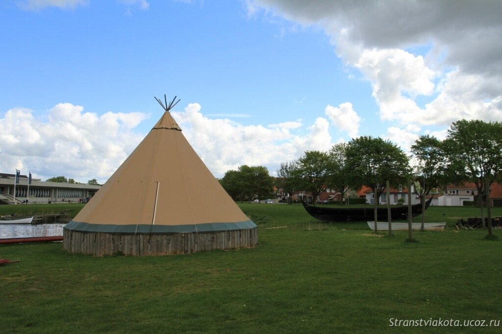 Дания, Роскилле, Музей кораблей викингов