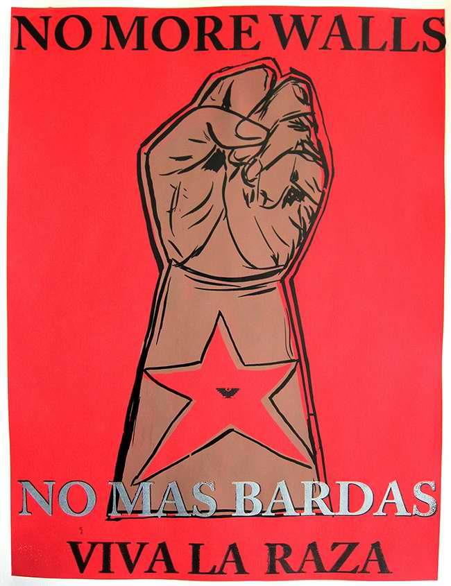 Нет больше стен (Calixto Robles)