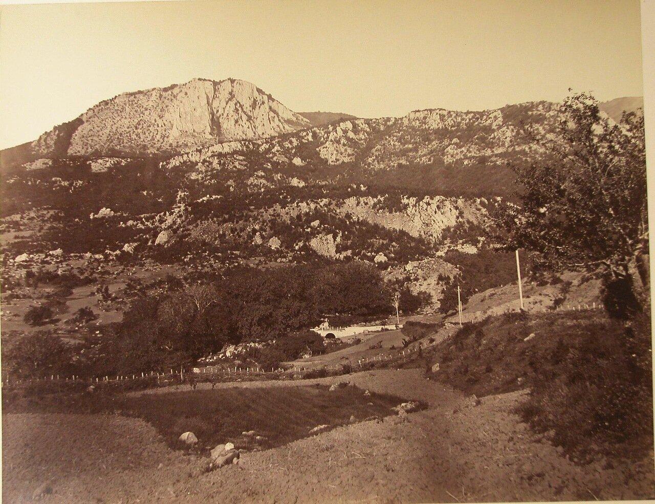 57. Горный перевал по дороге из Ялты в Алушту