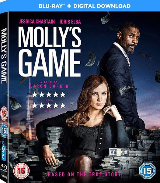 Большая игра / Molly's Game (2017/BDRip/HDRip)