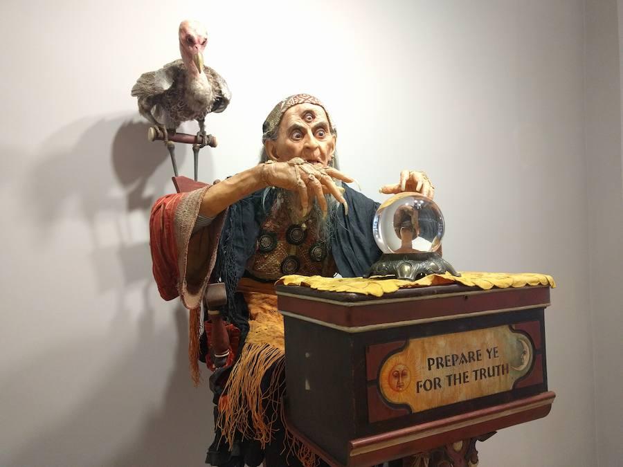 Выставка Томаса Кюблера в Испании
