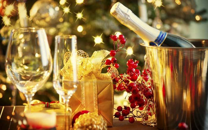 где встречать Новый год