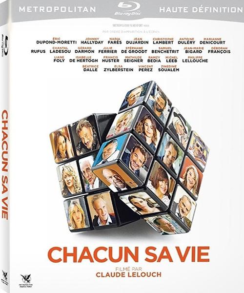 12 мелодий любви / Chacun sa vie (2017/BDRip/HDRip)