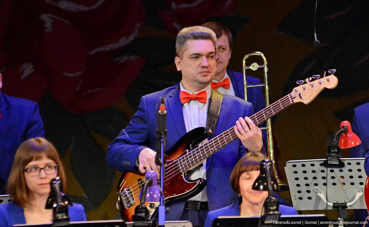 Весенний джаз в Гомеле