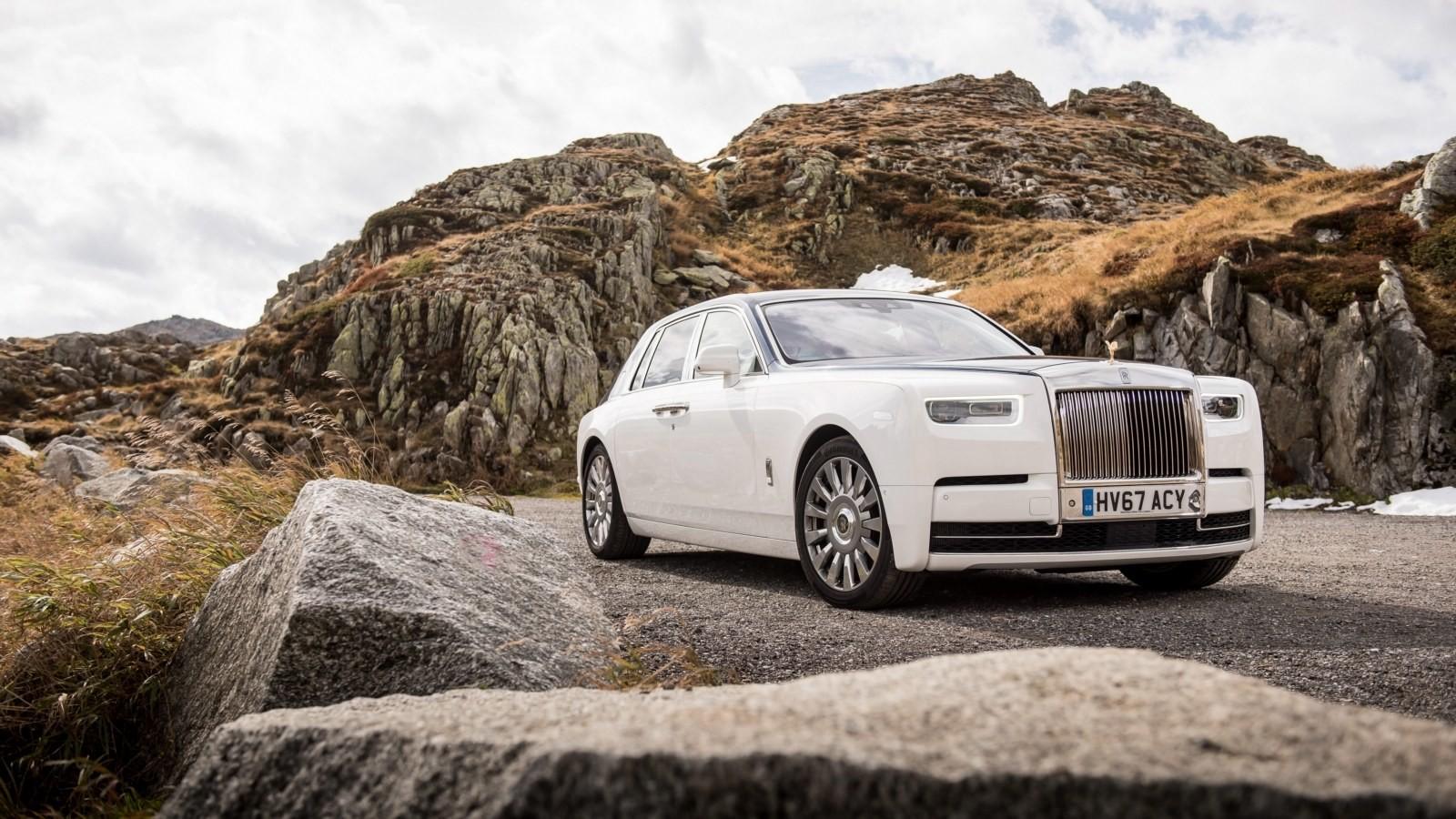В Rolls-Royce рассказали, чего никогда не будет в их автомобилях