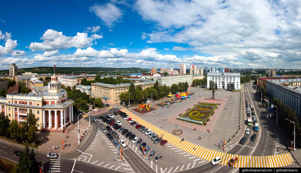 4. Администрация Кемеровской области.