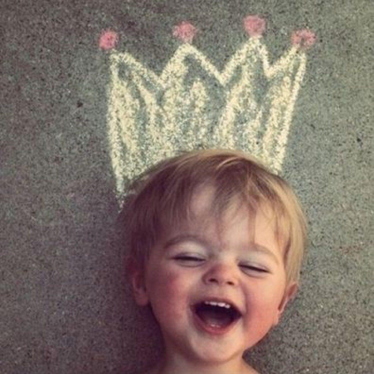 Мама, я король?