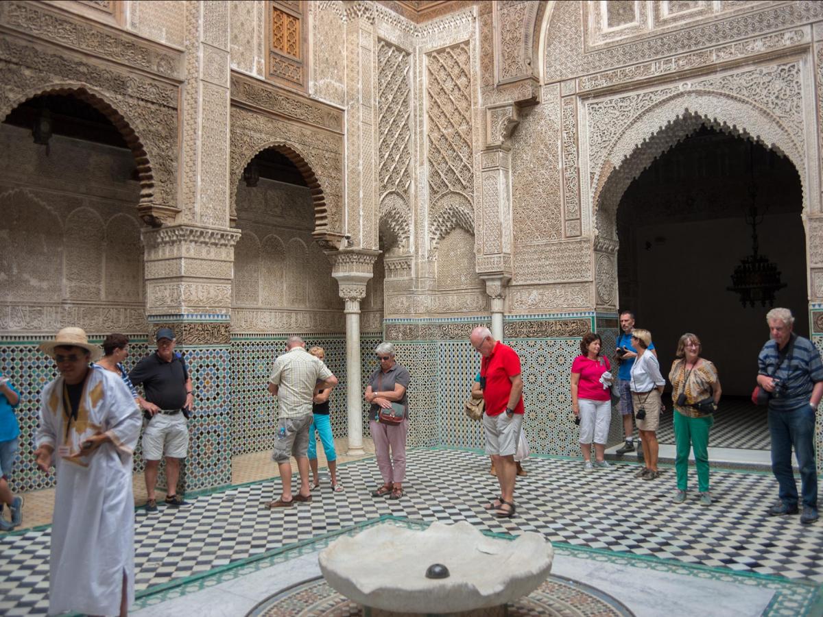 В июне 2016 года университет открыл двери для посетителей в первый раз за тысячу лет.