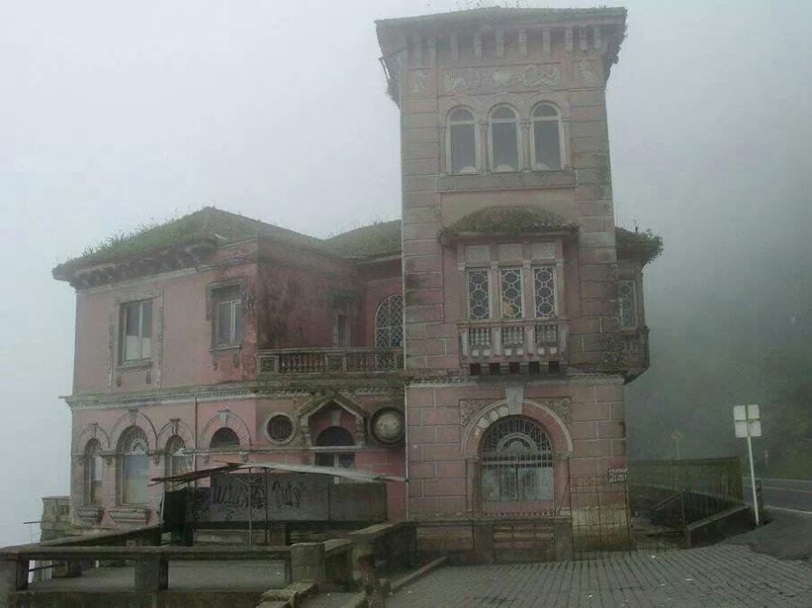 Гагры Катскилл Гроссингер отели самые страшные отели