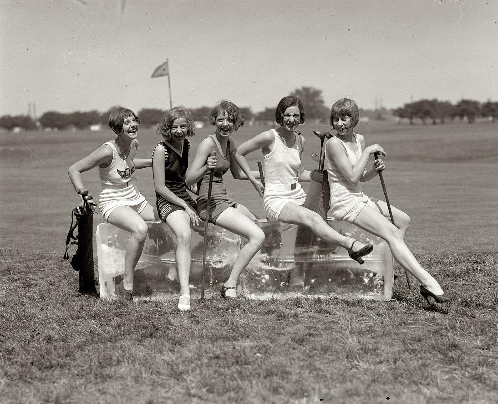 20 век 20-е девушки субкультура