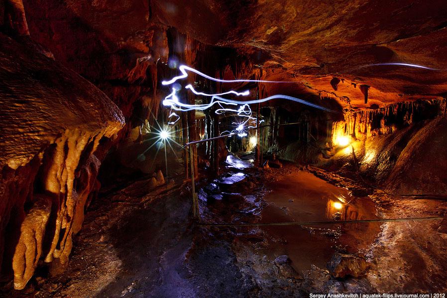 достопримечательности Крым пещеры