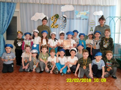 В Первомайском детском саду