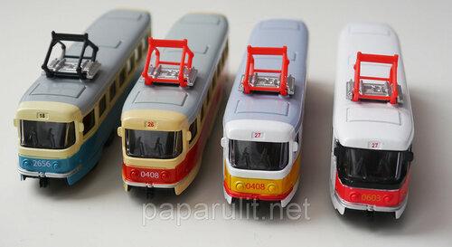 Трамвай Play Smart Автопарк