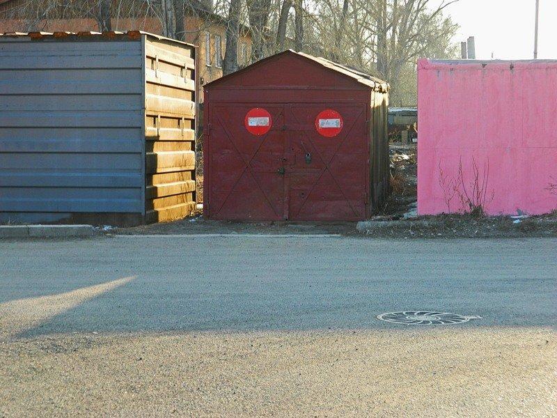 Арт на гаражах