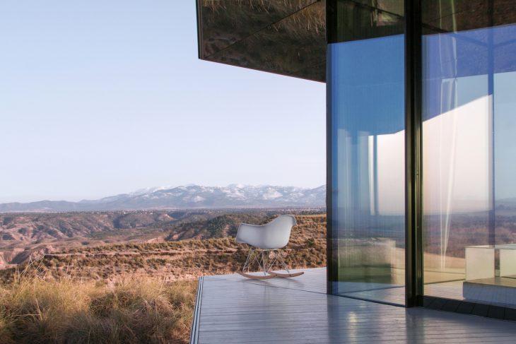 Glass Pavilion by OFIS arhitekti (46 pics)
