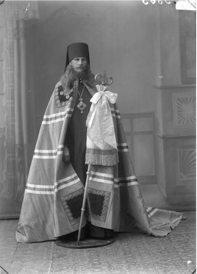 Отец Петр – настоятель Печерского монастыря