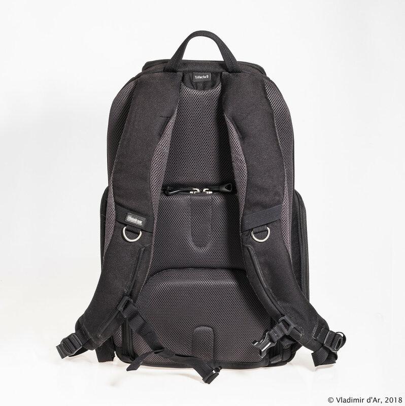 Обзор фото рюкзака Think Tank Photo Trifecta 8