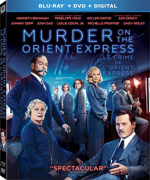 Убийство в Восточном экспрессе / Murder on the Orient Express (2017/BDRip/HDRip)