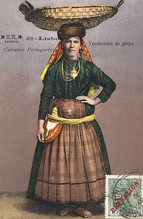 024- Lisboa 1900s, vendedeira de peixe.jpg