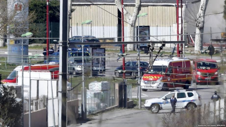 Франция: прокуратура заявляет о задержании еще одного человека по делу о теракте