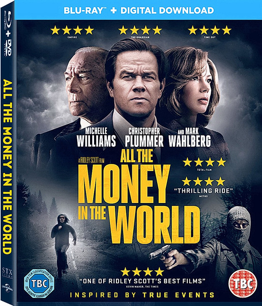 Все деньги мира / All the Money in the World (2017/BDRip/HDRip)