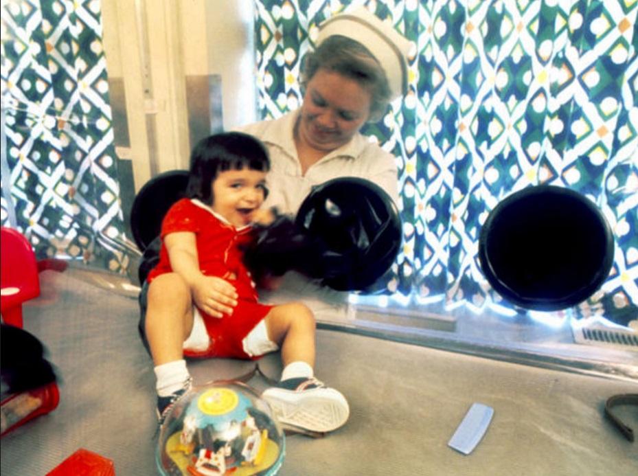заболевание исследование мальчик в пузыре медицина последствие