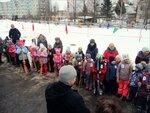 Лыжня для дошколят