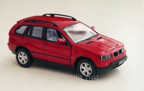 Kinsmart BMW X5
