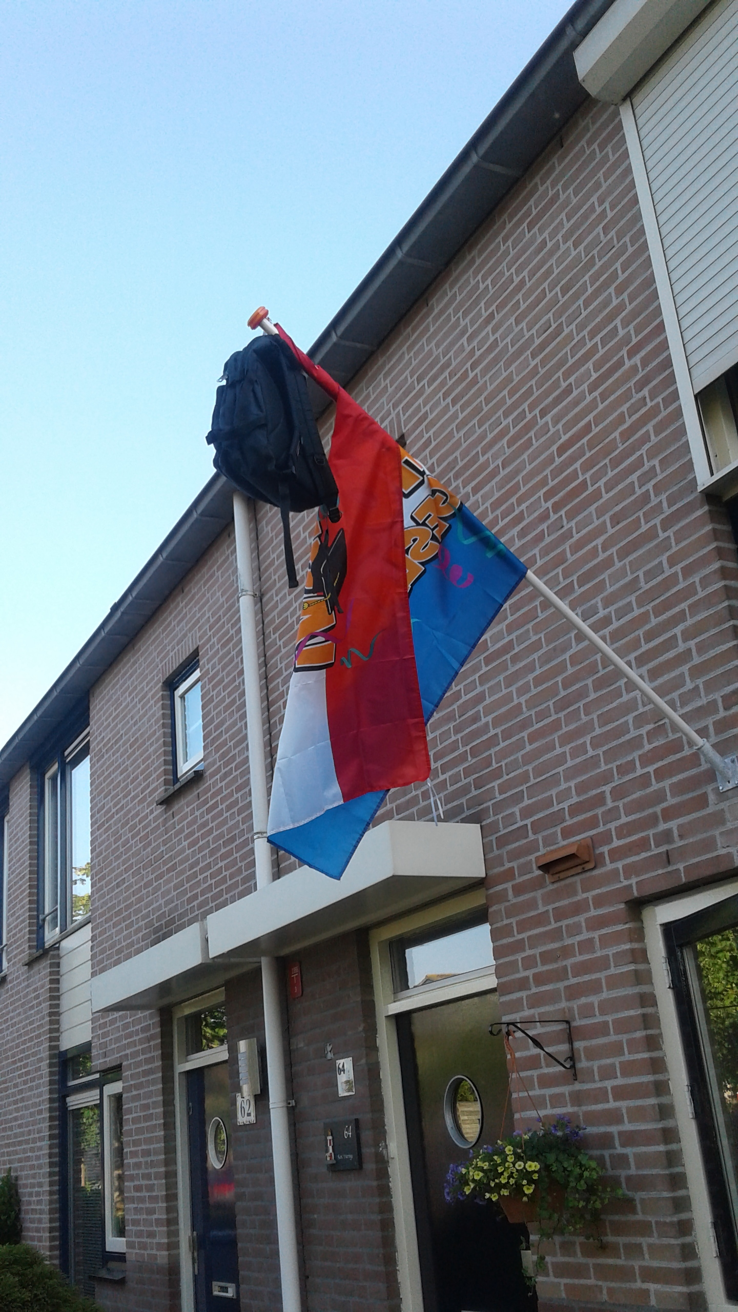 О странной Голландии.