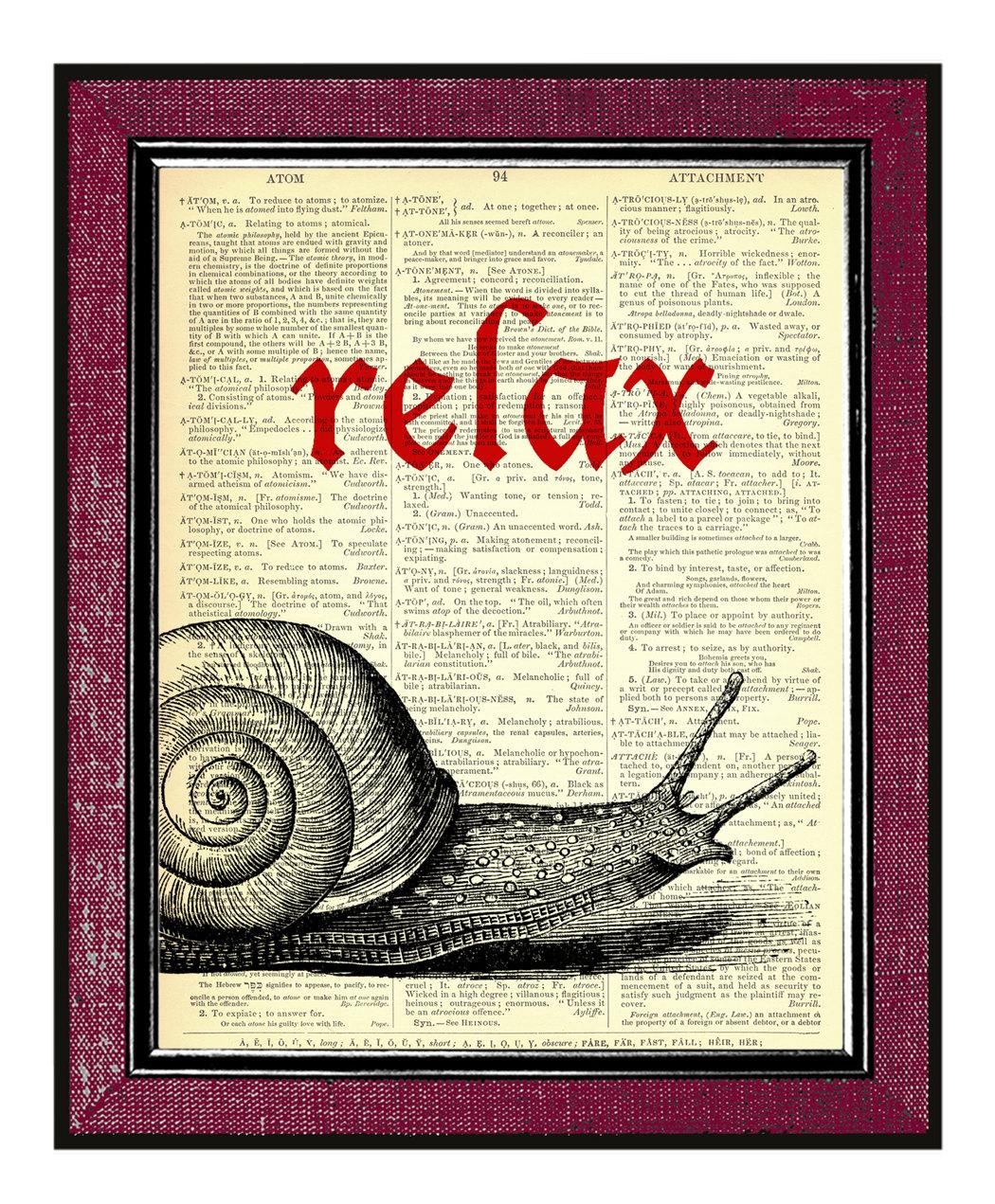 Art Prints On Vintage Book Pages - DogEarPrints