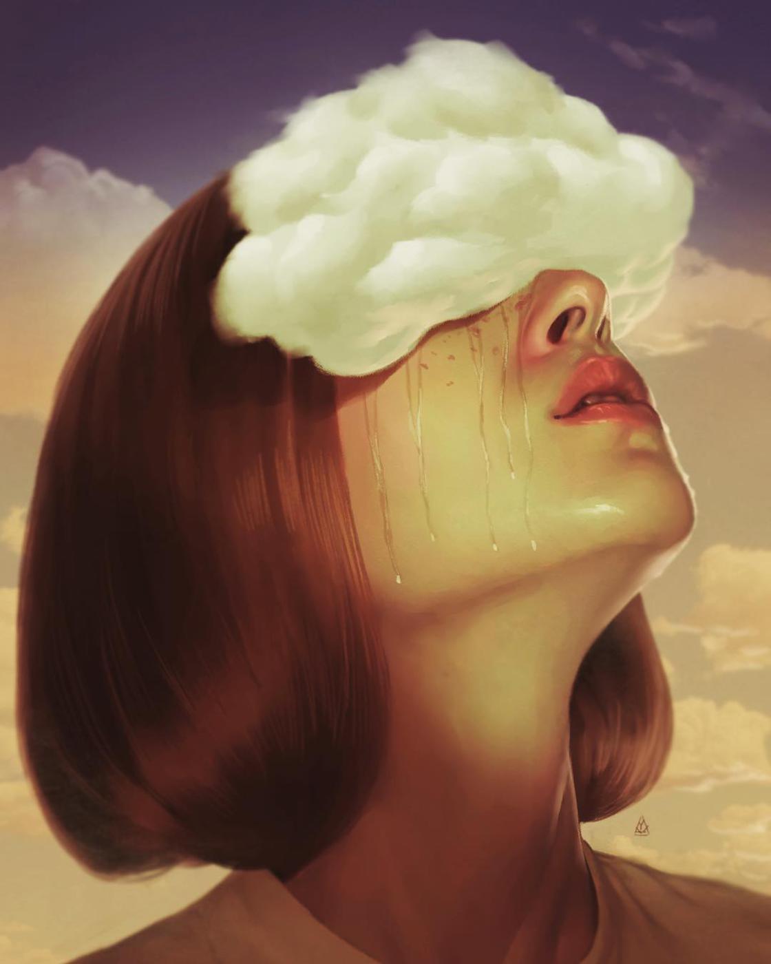 Dreamer – Les nouvelles illustrations surrealistes d'Aykut Aydogdu