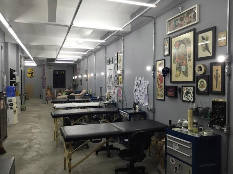 Conheca a True Love Tattoo: voce vai querer se tatuar e colocar o estudio na sua lista de lugares pra visitar em SP