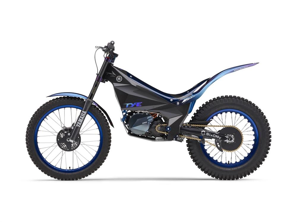 Электрический триалбайк Yamaha TY-E