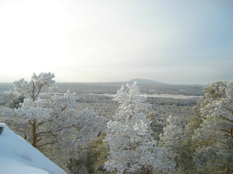 Красота зимней Зеренды. Автор- Евгения Шамрай. p03.jpg