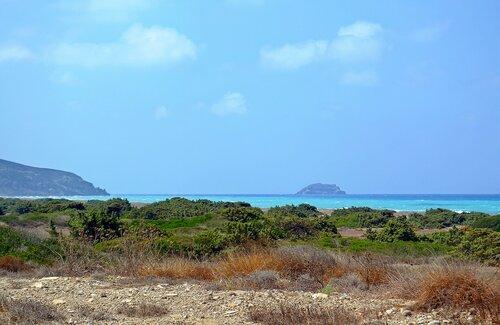 Дикие берега Эгейскогоморя