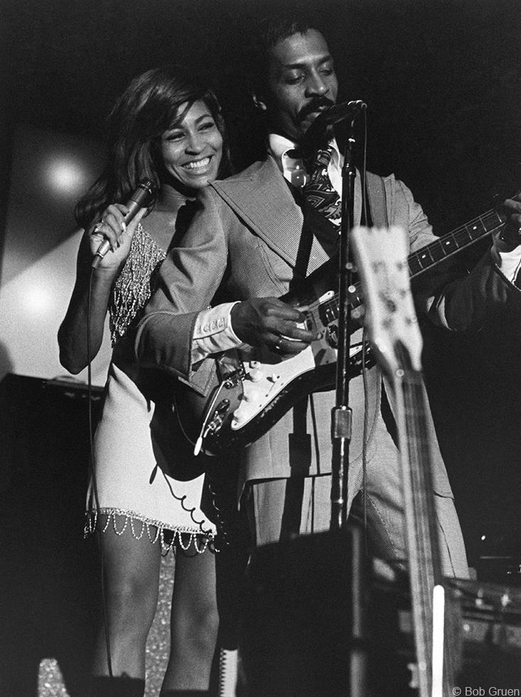1970. Айк и Тина Тёрнеры