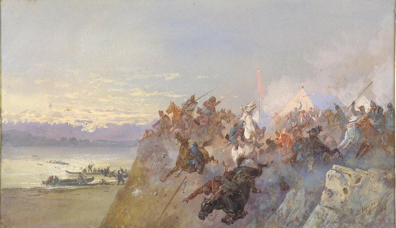 01. Последний кучумовский разгром 1598 года