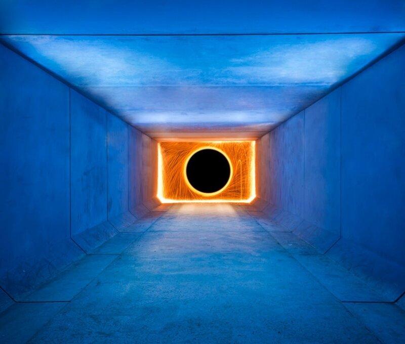 Световая симметрия / Nicolas Rivals