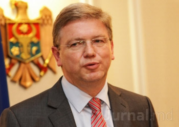 Штефан Фюле выступил за присоединение Молдовы, Грузии и Украины к ЕС