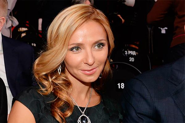 Через две недели Татьяна Навка выйдет замуж