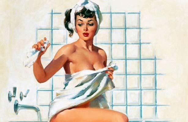 Как часто нужно ходить в душ